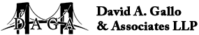 David A. Gallo & Associates LLP Logo